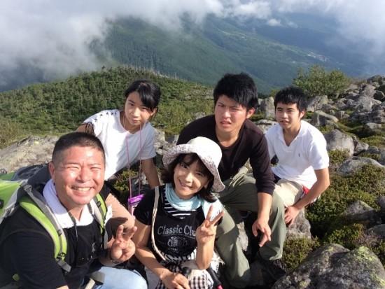 平原家族用写真