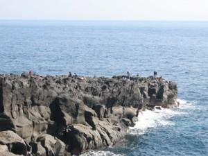 伊豆城ヶ崎海岸