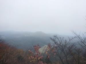 矢筈山山頂2015年
