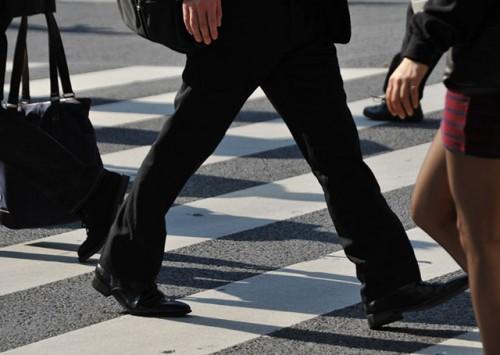 街角足の画像